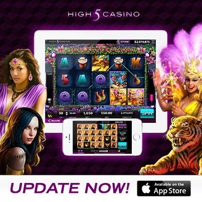 high 5 casino games