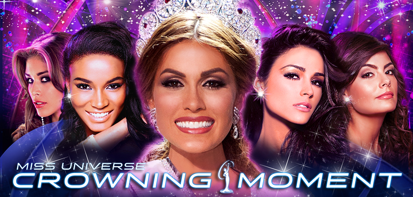 Miss Universe Crowning Moment – Real Play or Free Play Now!