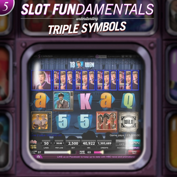 Slot Fundamental_TRIPLE SYMBOLS