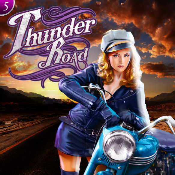 H5C_Thunder_Road_wall_post