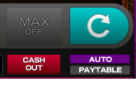 Cash Out Button