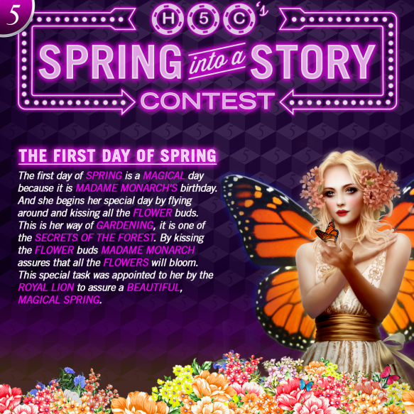 h5c_SpringIntoStory_WallStories_Winner1_MadamMonarch_1200