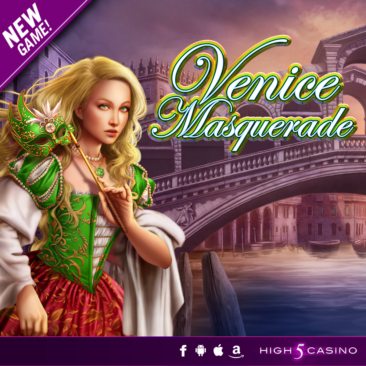 Masquerade Slot - Play for Free Online with No Downloads
