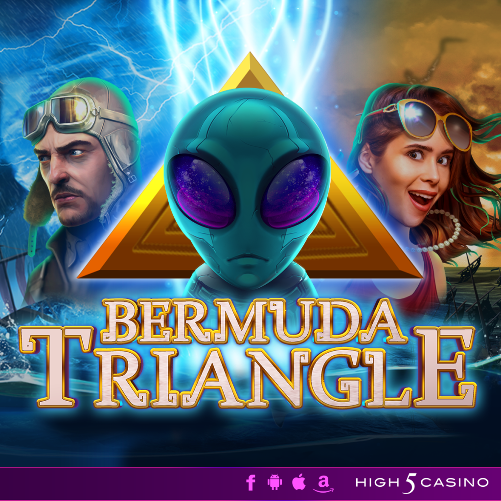 High 5 Casino, Bermuda Triangle, High 5 Games